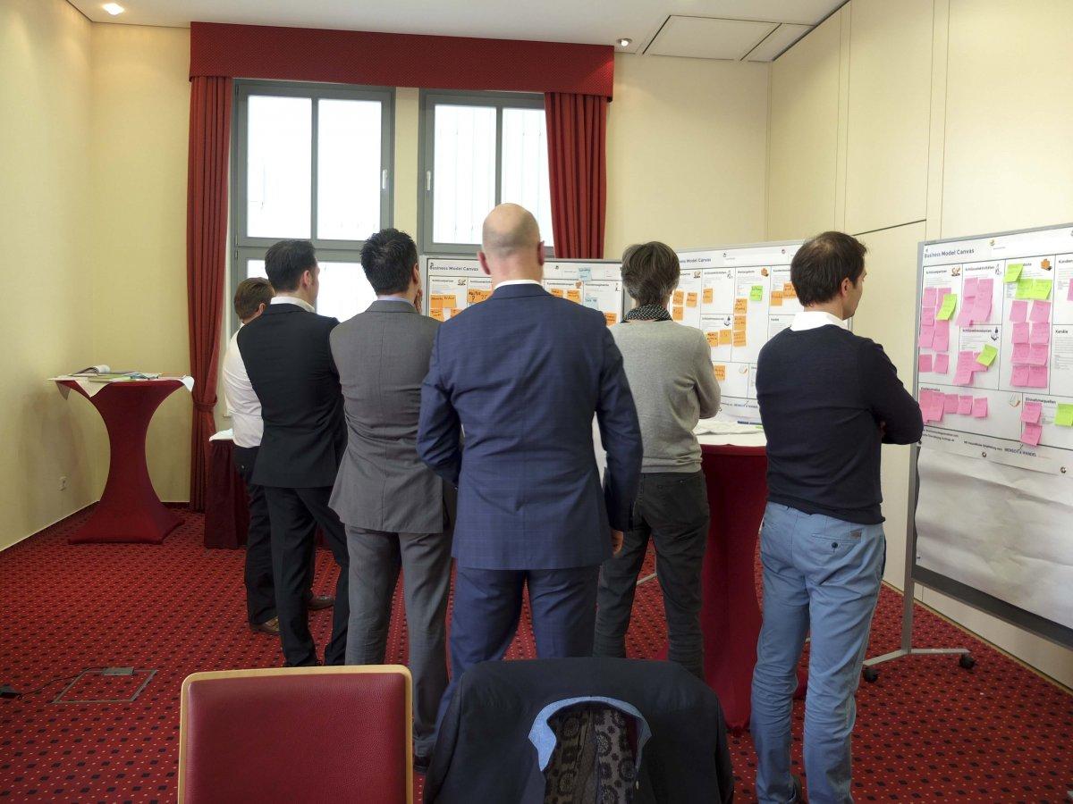 Business Model Canvas-Workshop
