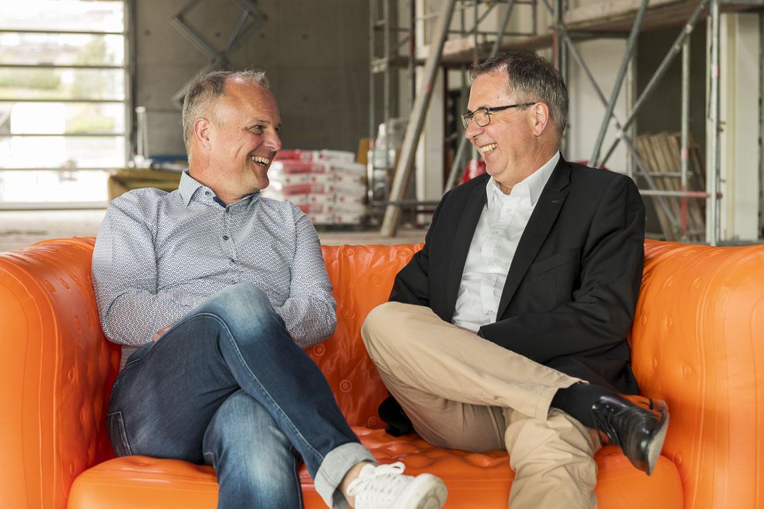 Stefan Bogenrieder im Gespräch mit Martin Schanze (Mensch & Wandel)