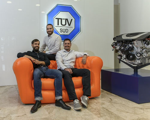 Foto: TÜV SÜD ET-Projektteam